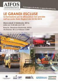 LE GRANDI ESCLUSE