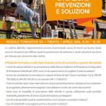 01 aprile 2016 – CADUTE DALL'ALTO: Situazioni, Prevenzioni e Soluzioni